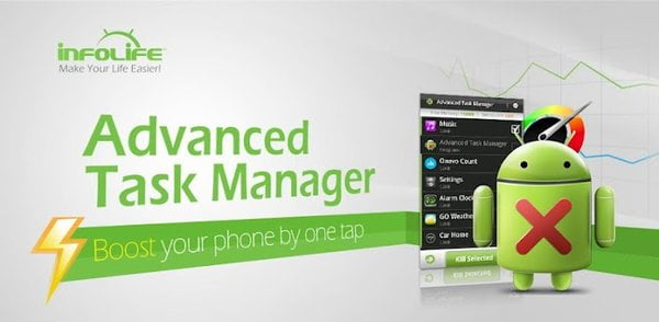 Advanced Task Manager PRO - Boost 6.1.8 Apk