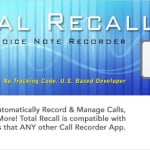 Call Recorder | Total Recall FULL 2.0.81 Apk