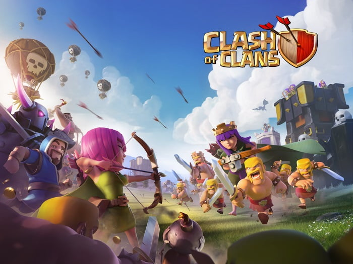 Clash of Clans 13.180.16 Apk