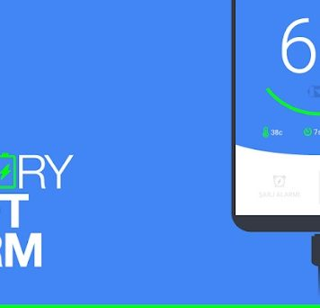 Full Battery & Theft Alarm Premium 5.5.1r375 Apk