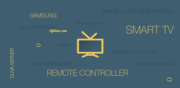 Smart TV Remote for Samsung TV